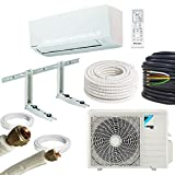 Daikin FTX 35 KMV 3500 Kw Air Conditioner with Kit