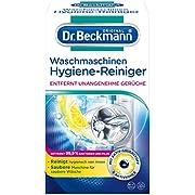 Dr. Beckmann Waschmaschinen Hygiene-Reiniger   Maschinenreiniger mit Aktivkohle (1 x 250 g)