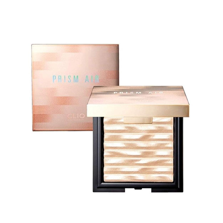 フェデレーション作者幻影クリオプリズムエアハイライター2カラー韓国コスメ、Clio Prism Air Highlighter 2 Colors Korean Cosmetic [並行輸入品] (No.1 Gold Sheer)