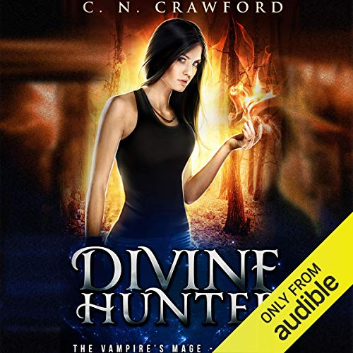Page de couverture de Divine Hunter