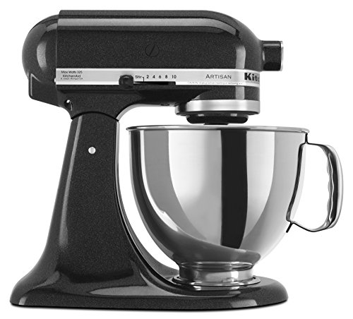 KitchenAid 5 Qt. Artisan Series Stand Mixer | Caviar -  graduation college gifts for him idea