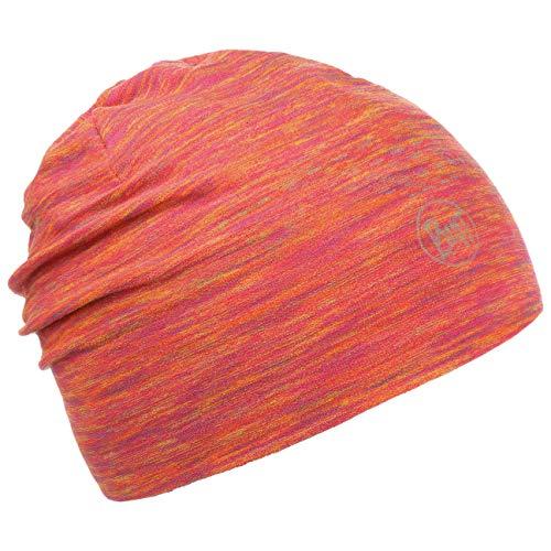 Buff Herren Dryflx Beanie Mütze, Coral pink, One Size