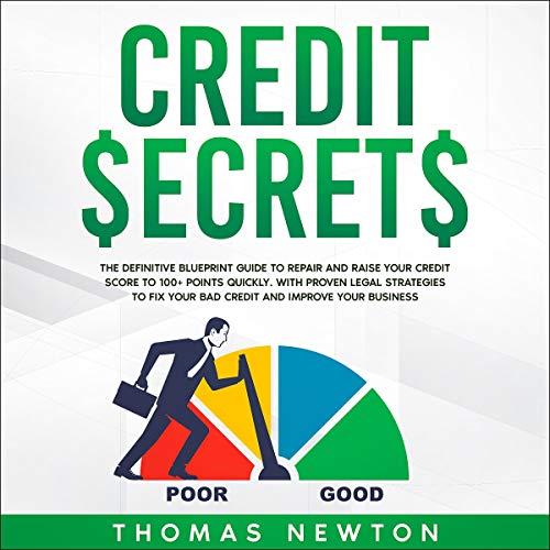 Credit Secrets cover art