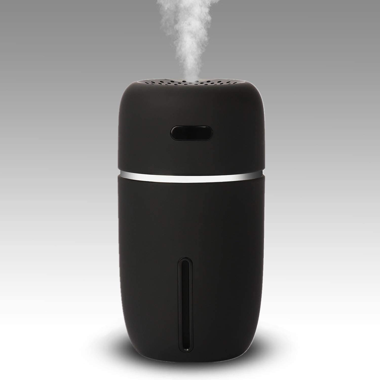 NovoLido Mini USB Humidifier Tucson Mall Outstanding with Spray Two Light 7-Colors Mist