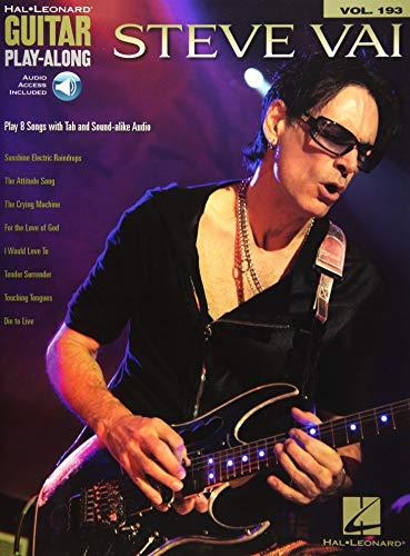 Steve Vai: Guitar Play-Along Volume 193