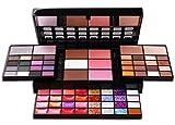 FantasyDay Professionelle 74 Farben Lidschatten Palette Makeup Kit mit Lipgloss Concealer und Rouge - Schimmer Set Ideal für Sowohl den Professionellen als auch Persönlichen Gebrauch
