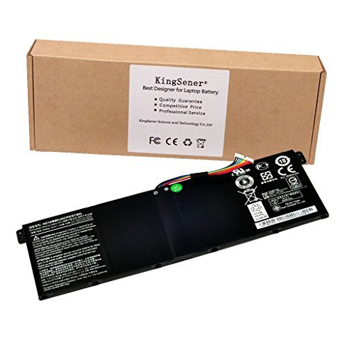 KingSener AC14B8K Laptop Akku Batterie für Acer Aspire ES1-311 CB3-111 CB5-311 ES1-511 ES1-512 E5-771G V3-111 V3-371 ES1-711 15.2V 48WH