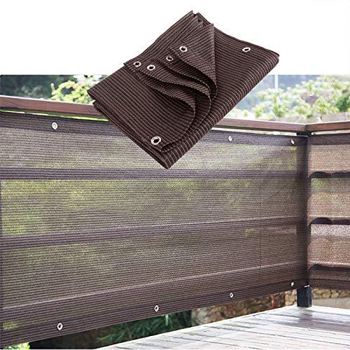 L-DREAM Segel Sonnenschutz, Sonnensegel Rechteck, 99% UV-Schutz Und Wetterschutz, Für Garten Lawn Balkon Terrasse Parkplatz, Dach Schutz, Sonnenblende Outdoor