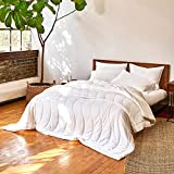 Buffy Breeze Comforter - Soft 100% Eucalyptus Lyocell,...