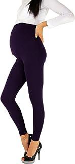 comprar comparacion FUTURO FASHION - Leggings de maternidad muy cómodos - Algodón - Todas las tallas