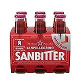 Sanbittèr | Alkoholfreier Aperitif aus Italien | Bittersüß-herbes Aroma | Aus Zitrusfrüchten und feinen...