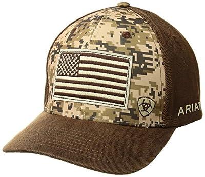 Ariat Mens Sport Patriot Ball Cap