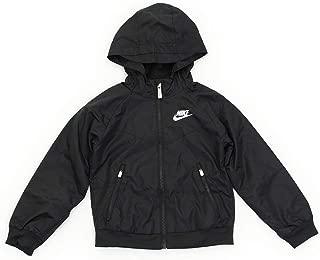Boys' Hooded Windbreaker Jacket