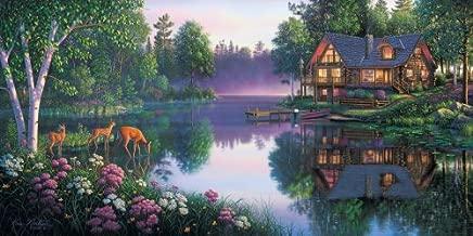 MasterPieces Sweet Serenity Jumbo Jigsaw Puzzle, 1000-Piece