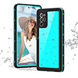 Waterproof Case for Galaxy Note 20 Ultra 5G,Dropproof with Built-in Screen Protector, Full Body Dust Proof 360 Protective Cover for Samsung Galaxy Note 20 Ultra 6.9inch 2020 (All Blue)
