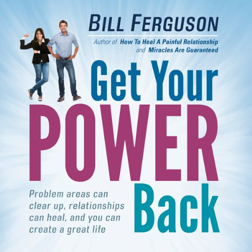 Get Your Power Back audiobook cover art