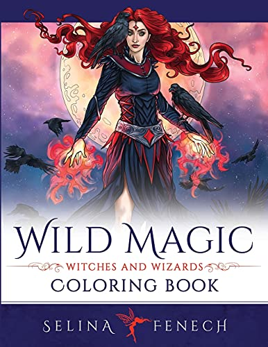 Wild Magic - Witches and Wizards Co…