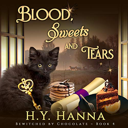Blood, Sweets and Tears audiobook cover art