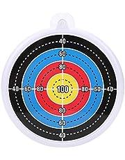 Hapivida Objetivo de Flecha con Ventosa para Niños Ventosa A-RCO de Juguete Tiro con A-RCO A-RCO Interior Tiro con A-RCO Objetivo Colgante