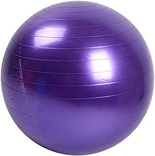 Elightry Ballon de Fitness Epais Exercice de Yoga Gym Stabilit/é Anti-Explosion Bleu 20cm