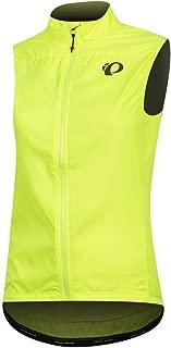 PEARL IZUMI W Elite Escape Barrier Vest, Screaming Yellow, X-Small