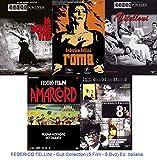FEDERICO FELLINI - Cult Collection (5 Film - 5 Dvd) Ed. Italiana