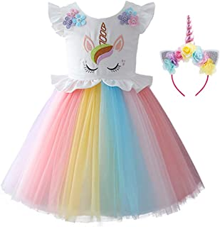 rainbow themed fancy dress