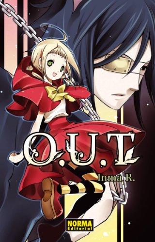 O.U.T (CÓMIC MANGA) (Spanish Edition)