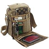Moin Unisex Bolso Al Hombro Ocio Messenger Bag De Lona Al Aire Libre Multi-Bag De Viaje