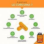 Curcuma 100% Naturel   Association Curcumine & Poivre Noir pour une Haute Absorption   Nutrimea   Anti-inflammatoire & Antioxydant   Douleurs Articulaires   90 Gélules Vegan   Fabriqué en France #1