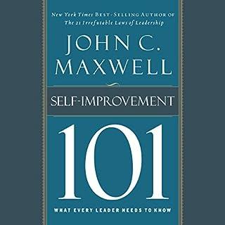 Self-Improvement 101 audiobook cover art