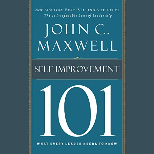 Self-Improvement 101 audiobook cover art
