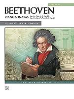 Beethoven, Piano Sonatas: Op. 14, Nos. 1,; Op. 22; Op. 26; Op. 27, Nos. 1, 2; Op. 28 An Alfred Masterwork Edition (Alfred Masterwork Editions)