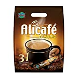 2-Pack / Malaysia Alicafe / Classic Coffee 3 In 1 / Authentic Alicafe Flavor / Richer Taste, Smoother Texture, Stronger Aroma, Lingering Aftertaste / Total 40 sachets x 20g