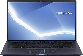 Asus ExpertBook B9450FA-BM0157R انتل كور i7-10510U 1.8 جيجاهيرتز، 16 جيجابايت، 1 تيرابايت اس اس دي، شاشة فل اتش دي، 14.0 ب...