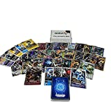 50 Assorted Digimon Cards - 1 Foil + 4 Rares + 45 Common/Uncommon Cards -...
