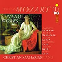 Works for Piano: Fantasias Rondos & Other Works (2000-04-25)