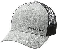 Oakley Men's Chalten Cap, Grigio Scuro, One Size