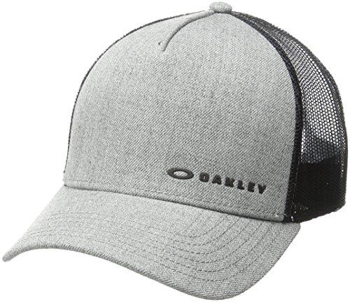 Oakley Chalten Kappe Worn Large/X-Large grau - Grigio Scuro