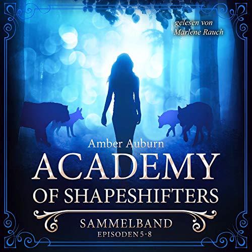 Academy of Shapeshifters, Sammelband 2 Titelbild