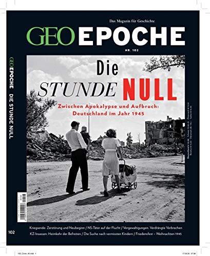 GEO Epoche (mit DVD) / GEO Epoche mit DVD 102/2020 - Die Stunde Null: Das Magazin für Geschichte, DVD: Die Nazi-Elite vor Gericht