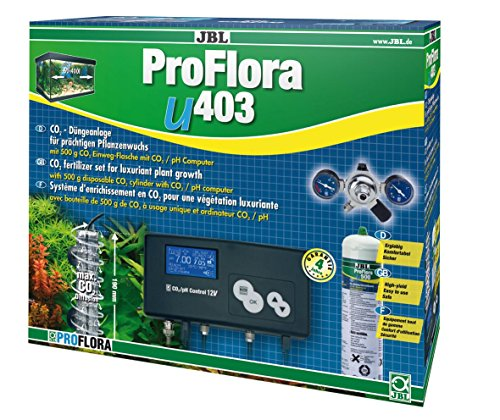 JBL ProFlora - sistema de CO2 para acuario