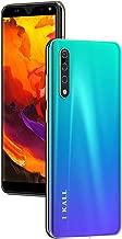 IKall K2 Plus Smartphone (5.5 Inch Display, 4GB Ram, 64GB Internal Storage, Dual Sim 4G Volte) (Ocean Blue)