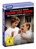Zahn um Zahn - Die komplette Serie (DDR TV-Archiv - 9 DVDs)