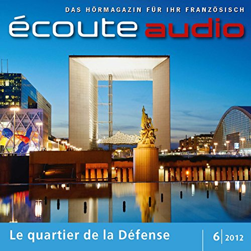 Écoute audio - La Défense. 6/2012 audiobook cover art