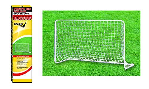 Sport One Forma SRL-Garden Porta Calcio Basic Met.180x60x120