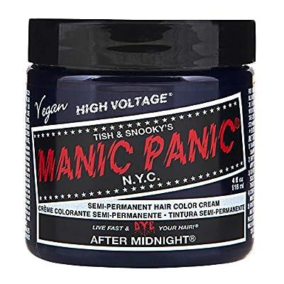 AmazonUsbeauty Manic Panic Semi-Permanent Hair Color Cream