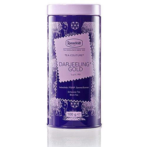Ronnefeldt Darjeeling* Summer Gold - Tea Couture® - Schwarzer Tee, 100g, loser Tee