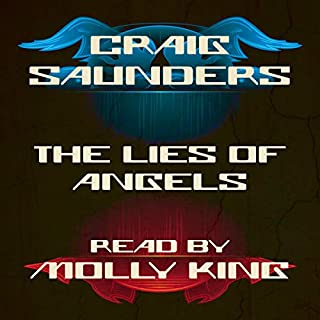 The Lies of Angels audiobook cover art