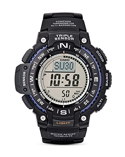 CASIO Digitaluhr SGW-1000-1AER 1